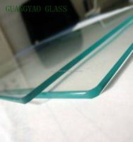 6mm bevel tempered glass 1