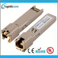 original finisar sfp+ module fiber to rj45 converter sfp media converter