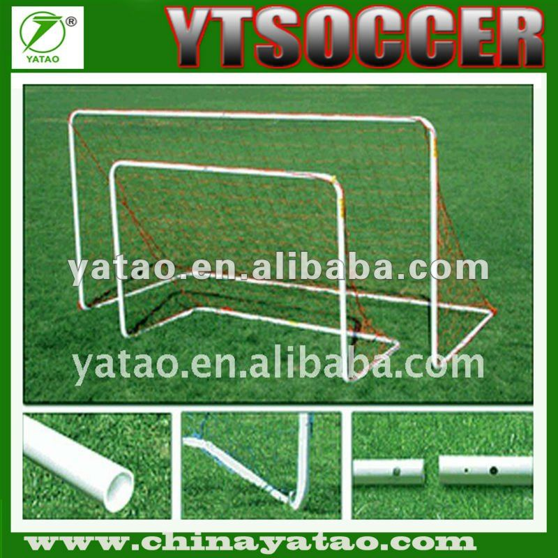 Youth/Small-Sided aluminum soccer Goals(4'x6'-Feet)