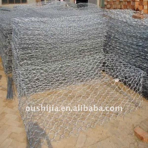 PVC or zinc coated wire mesh boxes( manufacturer)
