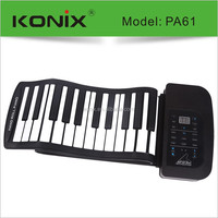 61 Keys MIDI Controler Electronic Keyboard for Learning and Practice