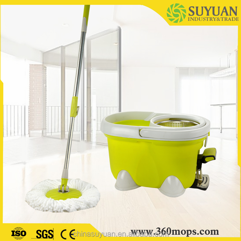 Durable in use new design magic floor hurry floor cleaning mop