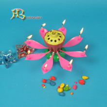 Birthday and party firework candle