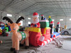 2016 inflatable christmas toys/ Christmas santa/ christmas toy for sale