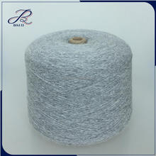 Ne 21/115% Hemp 85% Cotton Blended Yarn High quality with super softness for knitting fabrics