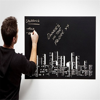 pp magnetic removable chalkboard sticker