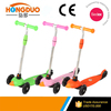 Plastic kick scooter, trike kids plastic scooter