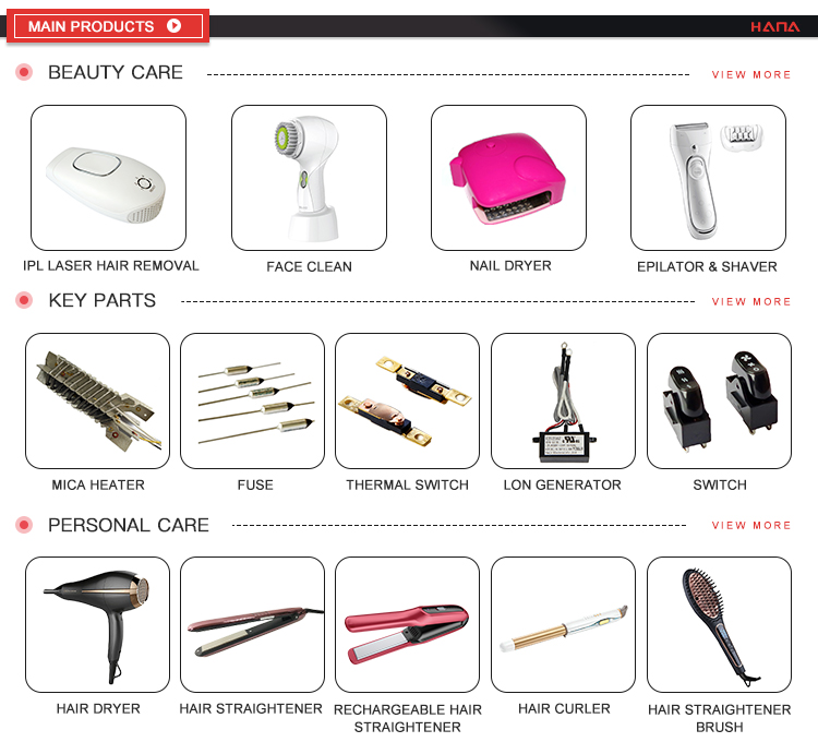 Colorful Customization Fashionable Salon handy hair dryer