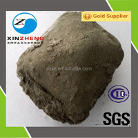 Abrasives For Steelmaking Silicon Carbide Powder Briquettes SiC ball 90 95 97 98