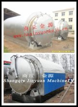 Professional continuous waste plastic recycling machine ,pyrolysis machine with CE,SGS,ISO