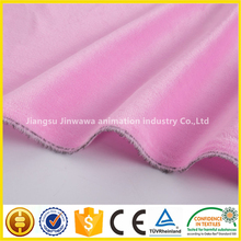 Factory Supplier red velboa fabric manufacturer