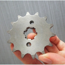 TS125 colombia super low factory price motorcycle sprocket and chain