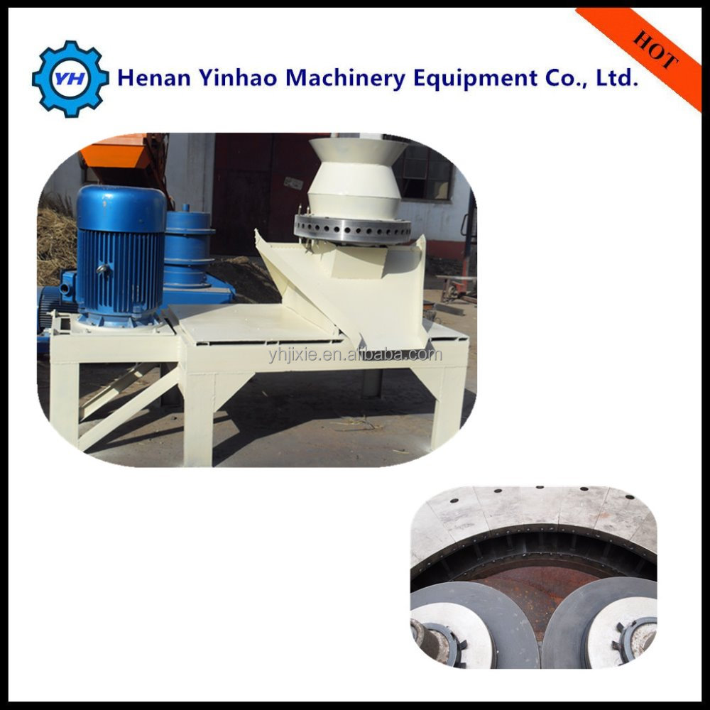 Hot Sale Waste recycle high performance Biomass olive husk /rice husk /peanut husk piston briquette machine