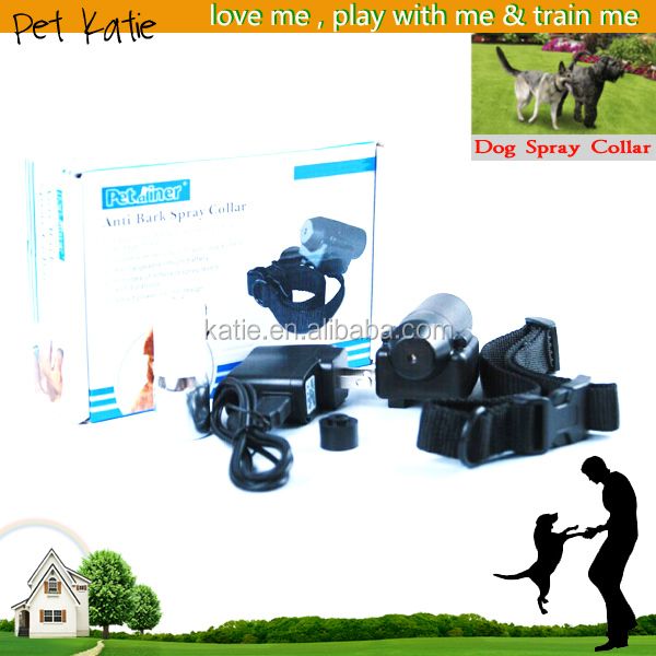 Innovative Stop Barking Electric Dog Training Spray Wholesale