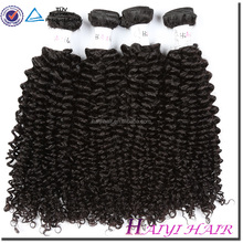 Best Selling Can Last More Than One Year Wholesale Natural Color Brazilian Tight Curly Hair