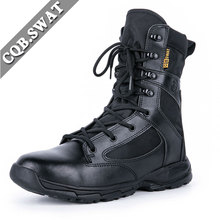 CQB.SWAT Men Force Delta Boots Military Combat Boots