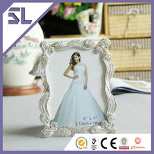 Baby 12 Month Photo Frame Plastic Photo Frame Picture Frames Wholesale for Wedding Decoration Made in China