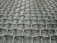 Metal Woven Wire Screens