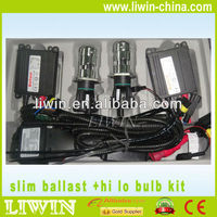 best seller quality Bi Xenon wireless hid AC slim ballast HID Kits H4 Hi Lo