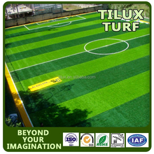 High quality 50mm artificial grass with stem fiber for soccer