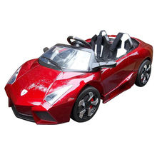 china made plastic electric r c control child ride on top drive cars toy