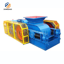 Secondary and Fine Crushing Medium Hard Material Double Roll Crusher