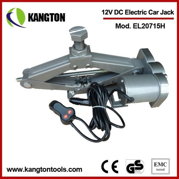 12V DC Mechanical Electric Car Jack With 2000kgs Load