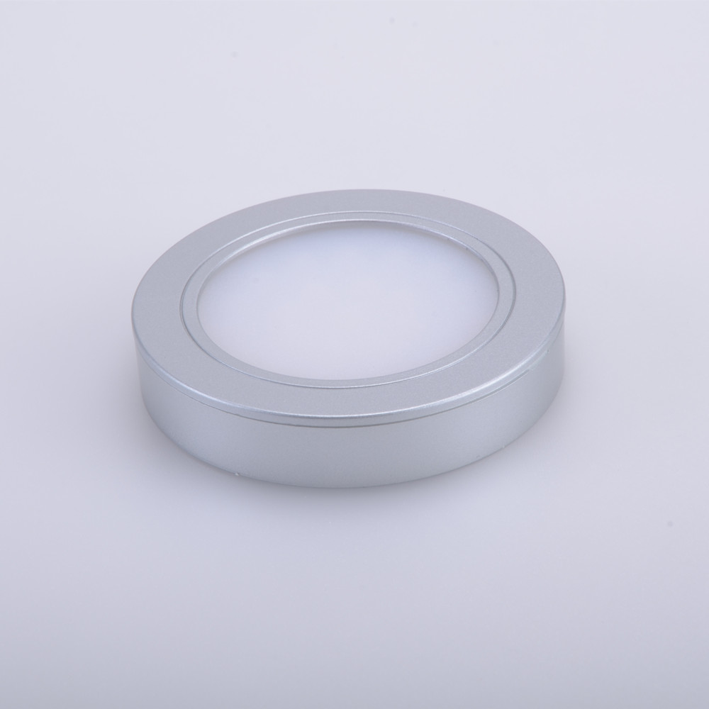 DC 12V Cheap Low Voltage Recessed Or Wall Mounted Under Cabinet Puck Lighting