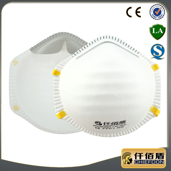 hot sale ffp1 safety disposable dust mask for industrial