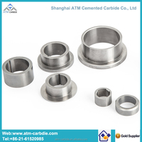 Cemented carbide corrosion resistance bushing