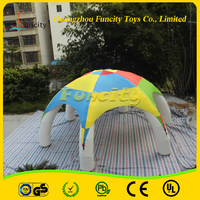 China Best Sale PVC Tarpaulin Inflatable Promotion Tent,Inflatable Tent For Advertising Event