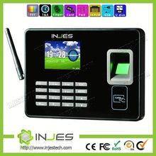 China Supplier New Product TFT Web server Free Software finger print employee attendance machine
