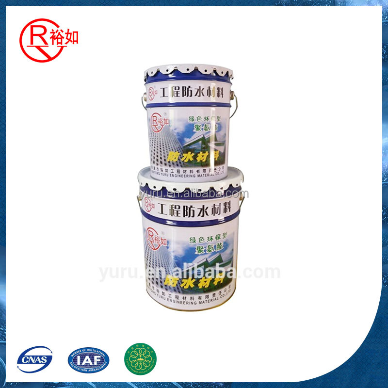 Eco-friendly building material liquid polyurethane coating waterproof coating