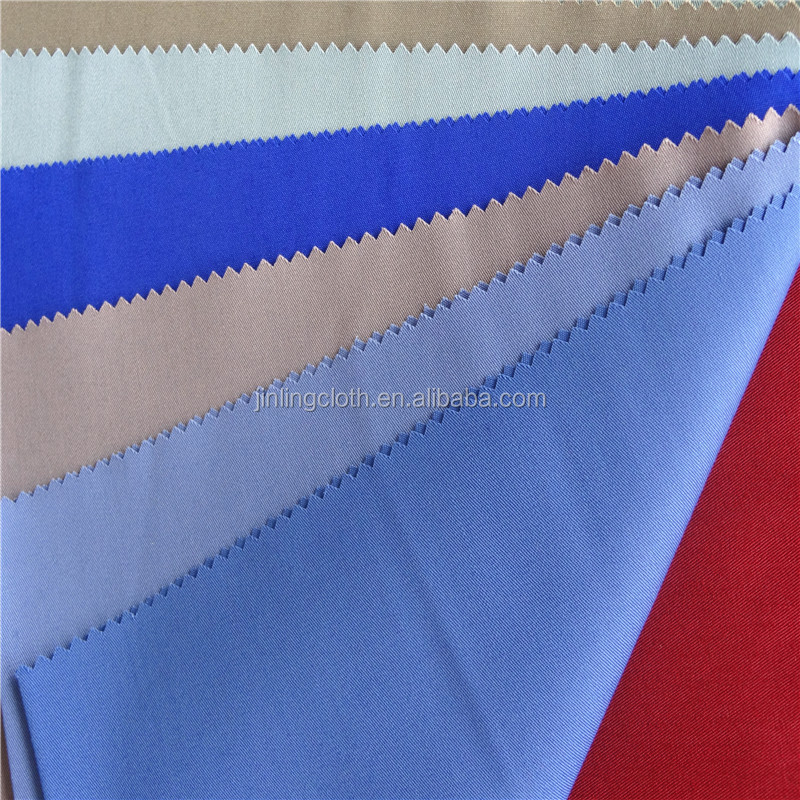 High quality 65 cotton 35 polyester fabric for nurse uniform,doctor clothes fabrics
