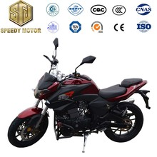 Trade Assurance hot sale manufacture low exhaust emission Motorcycle