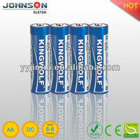 aa 1.5v LR6 alkaline high voltage battery