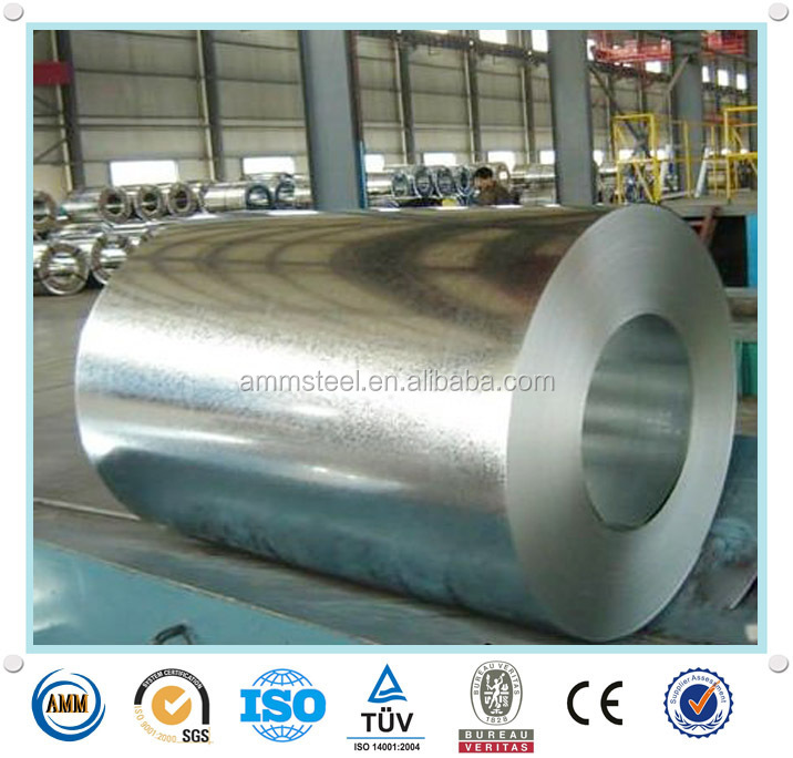ASTM A653M hot-dip galvanized steel sheet metal roofing strip