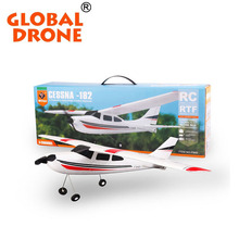 Wl toys f949 remote control airplane cessna 182 WLtoys F949 3CH 2.4G Micro rc airplane China