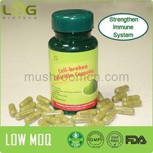 Chlorella Type and Immune & Anti-Fatigue,Supports Immune System Function Shell Broken Chlorella Capsules