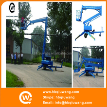 Truck Mounted Stationary Articulated Boom Lift
