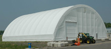 SST3286 high quality heavy-duty fabric structure warehouse