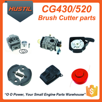 TL43 TL52 Grass Trimmer spare parts
