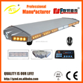 high bright flashing LED light bar for police car