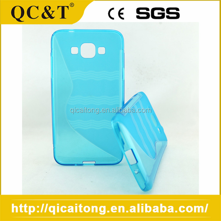 Factory Supply Attractive Custom Waterproof S Line Tpu Cell Phone Case For Samsung S5222