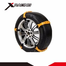Xracing CS-010 Promotion New Design Protection Car Universal TPU Plastic Snow Tire Chain