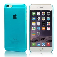 PC clear Ultra Thin Crystal Hard cases for iphone 6 4.7 and 5.5 inch