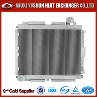 water radiator for freightliner / high quality truck freightliner radiator