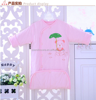 High quality baby sleeping bag with sleeves wholesale Y1111A Comfortable &warm