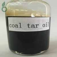 High quality crude coal tar and creosote oil from china