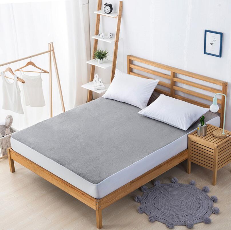 Custom Wholesale Terry Cotton Hypoallergenic Waterproof Bed Mattress Protector - Jozy Mattress | Jozy.net